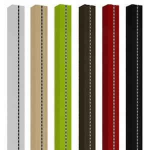 SF-301목재 폴기둥 (1개)백색,오크색,연두색,월넛색,빨강색,검정색▶폴시스템/폴행거/폴기둥/드레스룸/의류매장/샵인테리어/선반